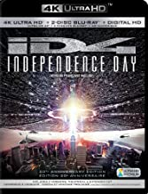 Independence Day 20th Anniversary Edition (Bilingual) [4K Blu-ray + Digital Copy]