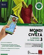 Permalink to Mondi e civiltà. Con Quaderno. Per la Scuola media. Con ebook. Con espansione online: 3 PDF
