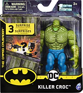 DC Batman 2020 Killer Croc (Green Teeth Variant) 4-inch Action Figure by Spin Master