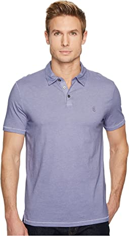 John Varvatos Star U.S.A. - Short Sleeve Soft Collar Polo