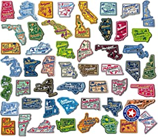 us state shaped magnets