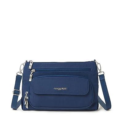 Baggallini Legacy Original Everyday Bag (Pacific) Handbags