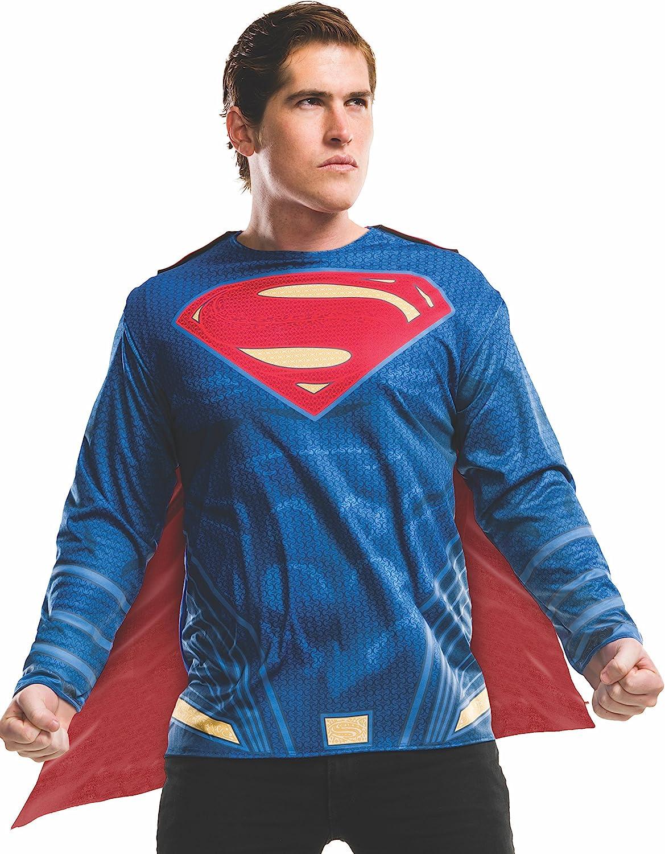 Rubie's Costume Superman Man Bombing new Max 49% OFF work Steel of Top T-Shirt