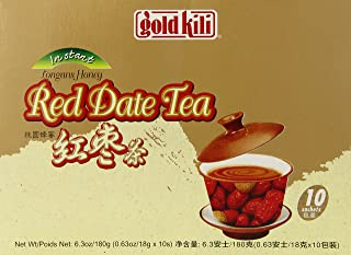 red dates and ginger drink