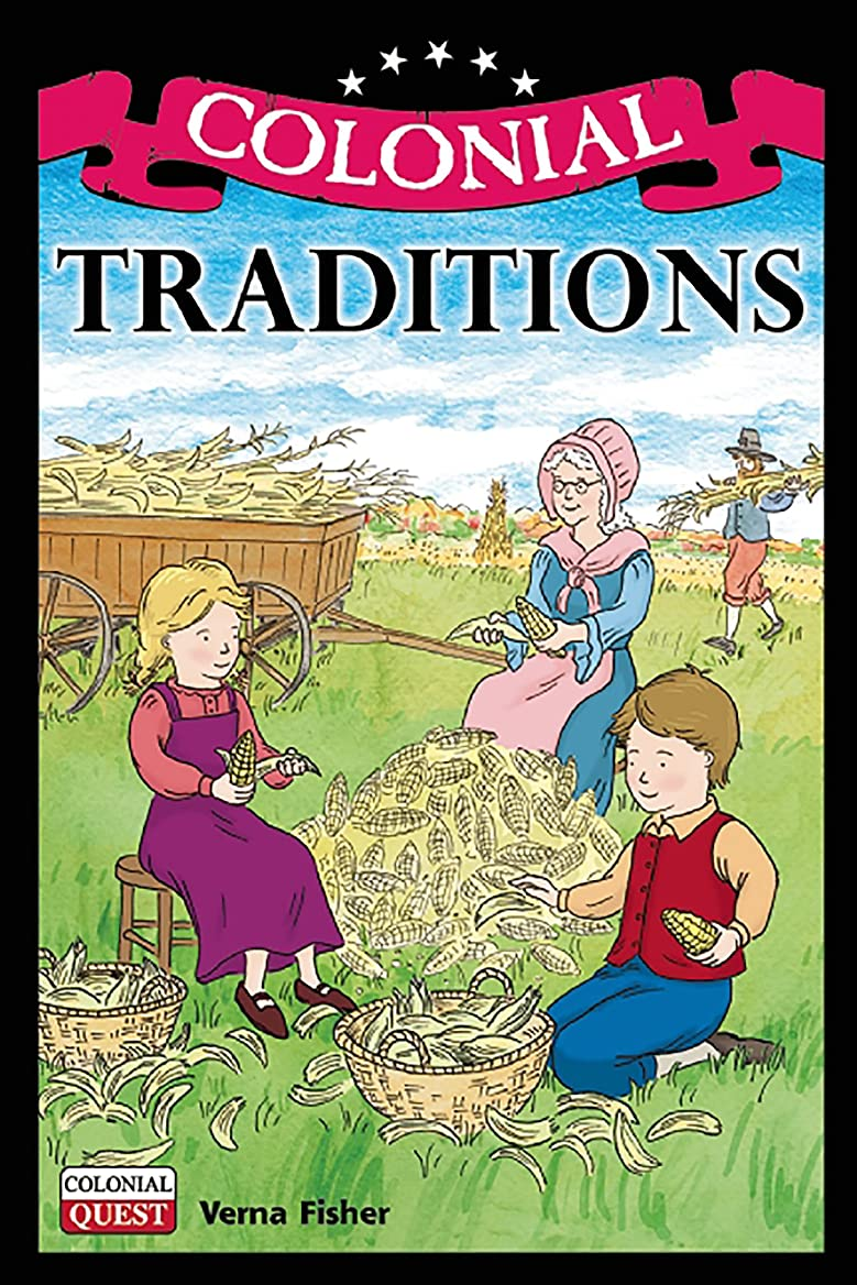 Colonial Traditions (Colonial Quest) (English Edition)
