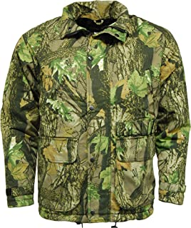 218a73f687a42 C5 Stormkloth Camouflage Waterproof Delux Country Hunting Fishing Camo  Jacket Coat