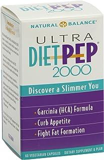 Natural Balance - Ultra Diet Pep 2000 60 Capsules