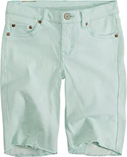 Levi's Girls' Denim Bermuda Shorts