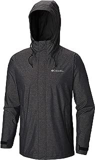 Columbia Men's Norwalk Mountain Jacket, Waterproof, Lightweight
