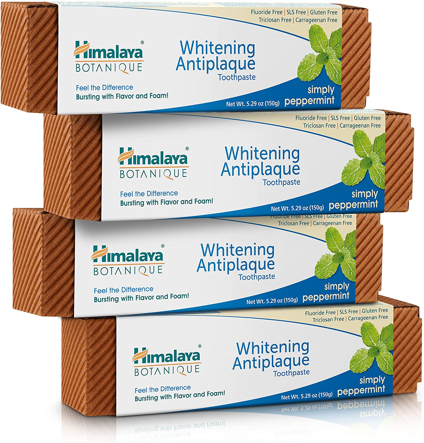 Himalaya Botanique Complete Care Toothpaste Max 65% OFF Bargain sale Whitening Pe Simply
