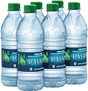 DASANI, 16.9 fl oz, 6 Pack