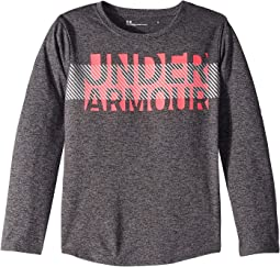 Wordmark Long Sleeve (Little Kids)