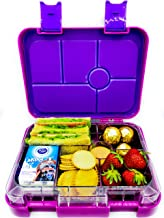 Abovego -Bento Box for Kids & Adults- BPA Free- Leak-Proof with Friendly Latches - Ideal for Portion-Control, Meal Prep an...