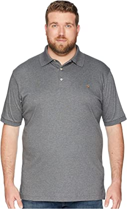 Big & Tall Pima Knit Polo