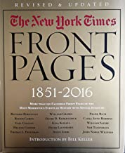 Best the new york times front pages 1851 2017 Reviews
