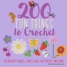 Best crochet flowers book Reviews