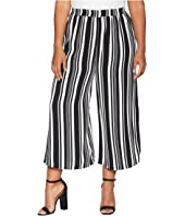Plus Size Bree Striped Pants