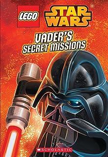 Vader's Secret Missions (LEGO Star Wars: Chapter Book) (2)