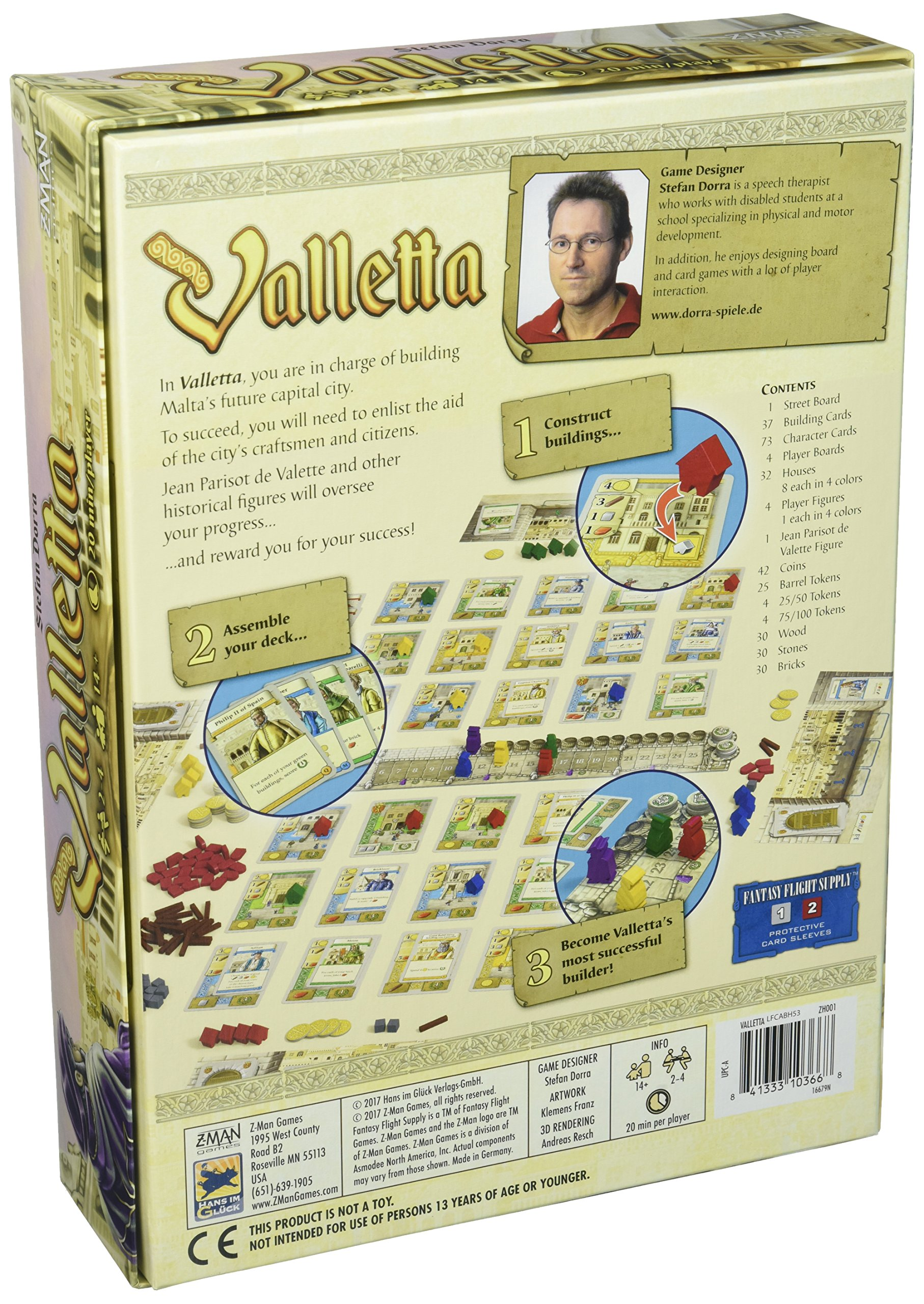 Valletta - English: Amazon.es: Juguetes y juegos