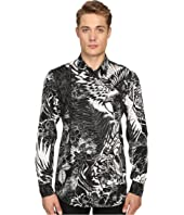 Just Cavalli - Jungle Tattoo Print Shirt