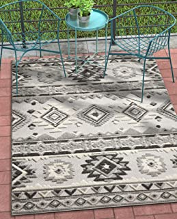 Best southwestern outdoor rug Reviews