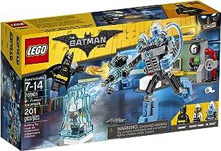 LEGO BATMAN MOVIE Mr. Freeze Ice Attack 70901 Building Kit (201 Piece)