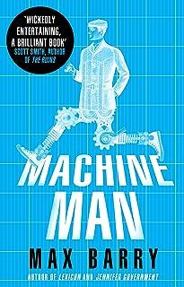 10 Mejor Machine Man Max Barry de 2020 – Mejor valorados y revisados