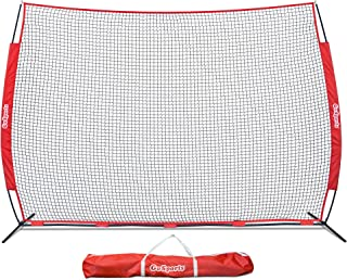 GoSports Portable 12` x 9` Sports Barrier Net - Great for Any Sport - Includes Carry Bag