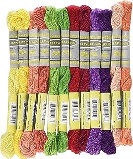 Sullivans 5 号珍珠棉包(12 包),15 码,水果乐趣