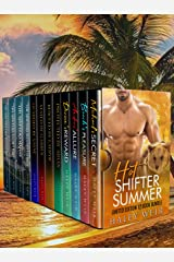 Hot Shifter Summer: Limited Edition 12 Book Box Set Kindle Edition