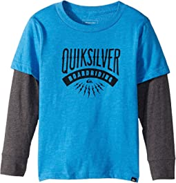 Quiksilver Kids - Sunset CO Long Sleeve Shirt (Toddler/Little Kids)