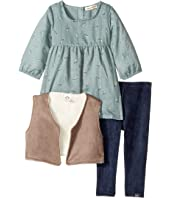 Appaman Kids - Super Soft Three-Piece Orchard Set (Infant)