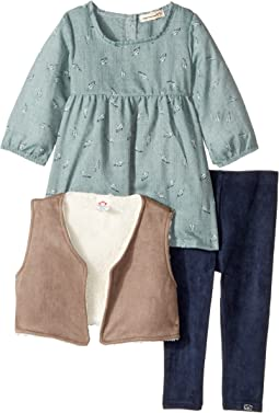 Super Soft Three-Piece Orchard Set (Infant)