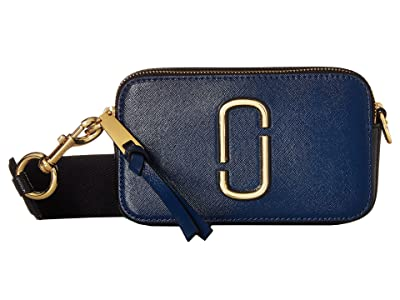 Marc Jacobs Snapshot (Blue Sea Multi) Handbags