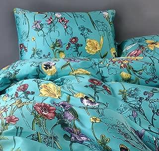 Best turquoise floral duvet Reviews