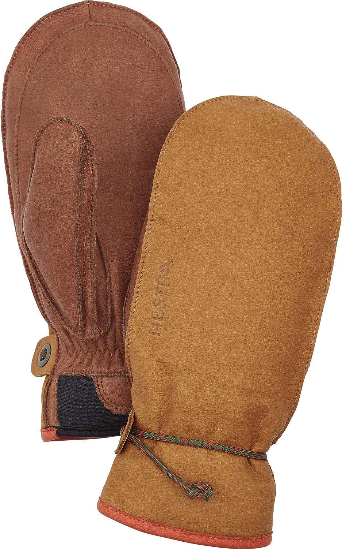 Hestra Jacksonville Max 53% OFF Mall Wakayama Winter Mitt - Inspired Leather Retro Warm