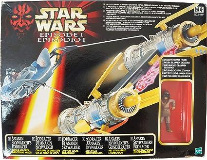 Star Wars Anakin Skywalker Pod Racer Episode 1 Micro Machines Tatooine Podracer
