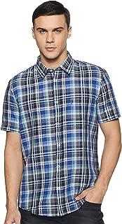 Indian Terrain Men's Regular fit Casual Shirt
