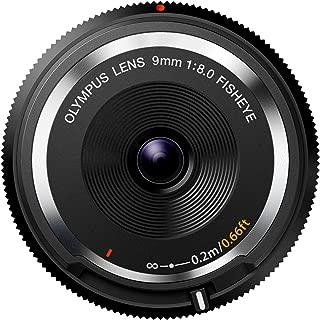 Olympus M.Zuiko 9mm F8.0 Fisheye Body Cap Lens BCL-0980 for Micro Four Thirds Cameras