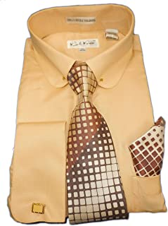 Best club collar shirt with collar bar Reviews