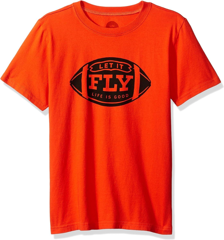 Life Seasonal Wrap Introduction is Good Boys Let Football Seasonal Wrap Introduction Fly Tee It