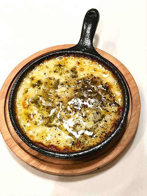 Cheese PROVOLETERA Melted Cheese Enameled Iron Cast Made In Argentina