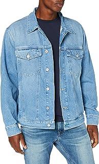 Tommy Jeans Men's Oversize Trucker Jckt Svlb Jacket