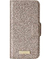 Kate Spade New York - Glitter Wrap Folio Phone Case for iPhone® 7/iPhone® 8