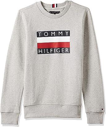 Tommy Hilfiger - Sudadera para niño