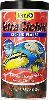 Tetra TetraCichlid Balanced Diet Flakes Food for Cichlids