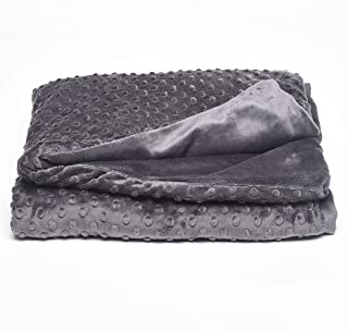 denim weighted blanket