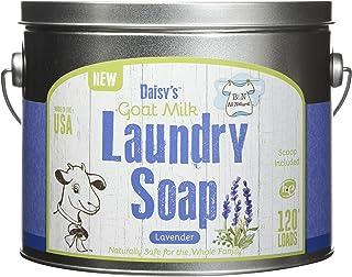 Brooke & Nora at Home, Goat Milk Laundry Soap, Lavender, 120 Loads