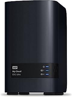 WD My Cloud 12TB EX2 Ultra 2-bay NAS