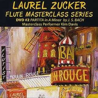 Laurel Zucker flute Masterclass Series No. 2